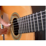 Qual valor de Aula de violão em Brasilândia