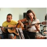 Qual valor de Aula particular de violão em Brasilândia