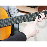 Qual valor de uma Aula de violão no Jardim França