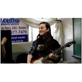 Qual valor de uma Aula guitarra na Vila Guilherme
