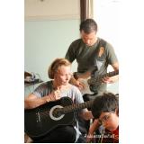 Qual valor de uma Aula particular de violão no Mandaqui