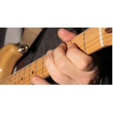 Quanto custa Aula de guitarra na Vila Gustavo