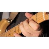 Quanto custa Aula de guitarra no Jaçanã
