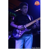 Quanto custa Aula de guitarra profissional em Cachoeirinha