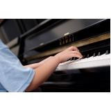 Quanto custa Aula de piano na Vila Guilherme