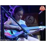quanto custa aula de violão para criança pequena Vila Maria
