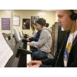 quanto custa escola de piano infantil Mandaqui