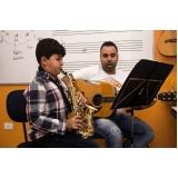 quanto custa escola de violão infantil em santana no Mandaqui