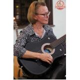 quanto custa escola de violão infantil na zn Vila Maria