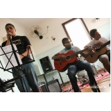 quanto custa escola de violão para crianças Brasilândia