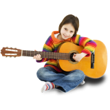 quanto custa escola de violão para crianças em santana Cachoeirinha