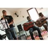 quanto custa escola de violão para crianças Vila Gustavo