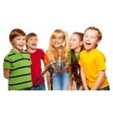 quanto custa escolas de canto para crianças Vila Maria