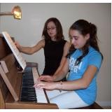 Quanto custa uma Aula de piano avançado na Casa Verde