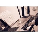 Quanto custa uma Aula de piano clássico no Tucuruvi