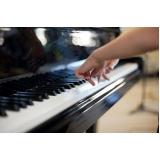 Quanto custa uma Aula de piano em Brasilândia