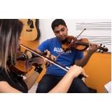 Quanto custa uma aula na escola de musica na Vila Maria