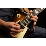 Valor Aula de guitarra em Jaçanã