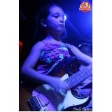Valor Aula de guitarra profissional em Cachoeirinha