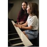 Valor Aula de piano avançado na Vila Maria