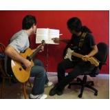 Valor Aula de violão na Vila Maria