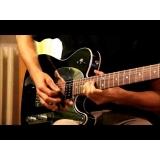 Valor Aula guitarra na Lauzane Paulista
