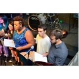 Valor Aulas de canto particular no Tucuruvi