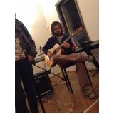 Valor Aulas de violão em Santana