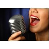 Valor de Aula de canto na Casa Verde