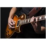 Valor de Aula de guitarra em Santana
