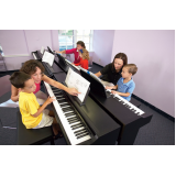 Valor de Aula de piano em Jaçanã
