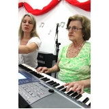 Valor de Aula de piano iniciante no Tucuruvi