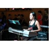 Valor de Aula de teclado avançado na Vila Guilherme