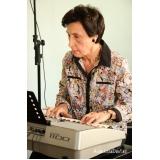 Valor de Aula de teclado na Vila Gustavo