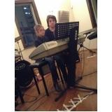 Valor de Aula de teclado ritmos na Casa Verde