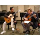 Valor de Aula de violão na Vila Maria