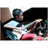 Valor de Aulas de guitarra na Vila Medeiros
