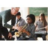 Valor de Escolas de musica no Mandaqui
