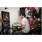 Valor de uma Aula de bateria na Vila Guilherme