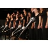 Valor de uma Aula de canto no Mandaqui