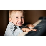 Valor de uma Aula de piano avançado na Casa Verde