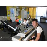 Valor de uma Aula de piano em Brasilândia