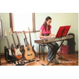 Valor de uma Aula de teclado avançado na Lauzane Paulista