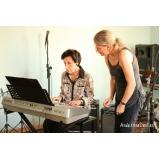 Valor de uma Aula de teclado em Jaçanã