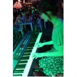 Valor de uma Aula de teclado intermediário em Jaçanã
