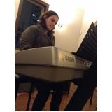 Valor de uma Aula de teclado para iniciantes na Vila Medeiros