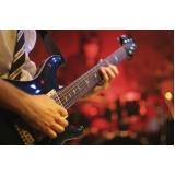 Valor de uma Aula guitarra em Brasilândia