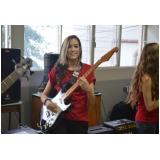 Valor de uma Escola para aula guitarra no Imirim