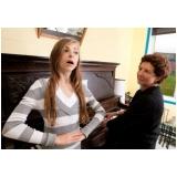 Valor para fazer Aula de canto na Casa Verde