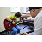 Valores de Aula de guitarra no Tremembé